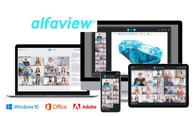 Online-Kurse mit Alphaview